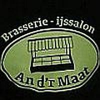 Brasserie-ijssalon An d'r Maat